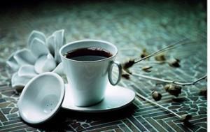 Самый чёрный чай.